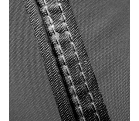 Madison Loungesethoes 235x235x70 cm grijs[10/14]