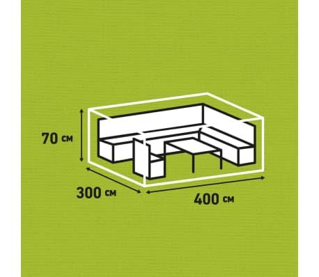Madison Lauko baldų uždangalas, pilkos sp., 400x300x70cm[13/14]