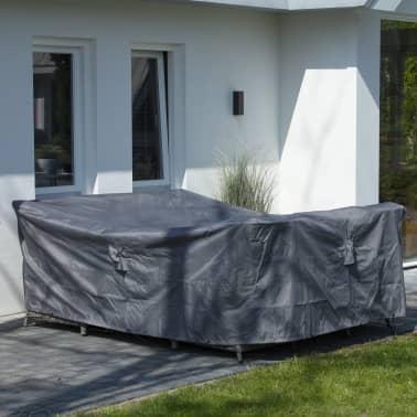 Madison Husă set mobilier de exterior, gri, 210 x 200 x 70 cm[2/14]