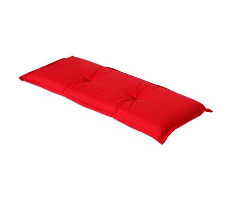 Madison Pernă de bancă Panama, roșu, 120 x 48 cm, BAN6B220
