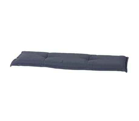 madison coussin de banc d 39 ext rieur panama 120 x 48 cm gris ban6b239. Black Bedroom Furniture Sets. Home Design Ideas