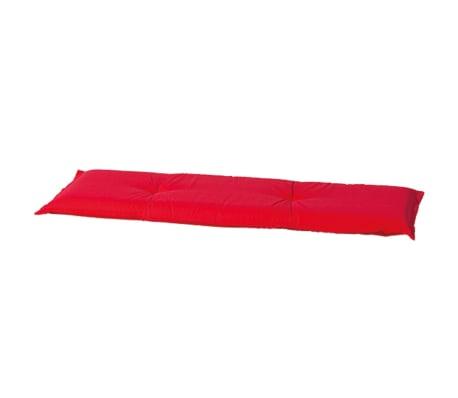 madison coussin de banc d 39 ext rieur panama 150 x 48 cm rouge ban7b220. Black Bedroom Furniture Sets. Home Design Ideas