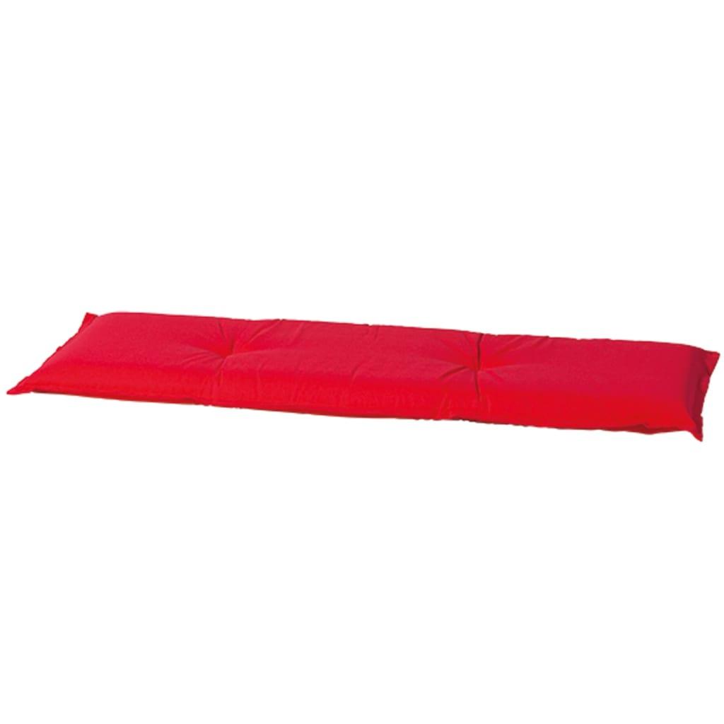 Madison Pernă de bancă Panama, roșu, 180 x 48 cm, BAN8B220 vidaxl.ro