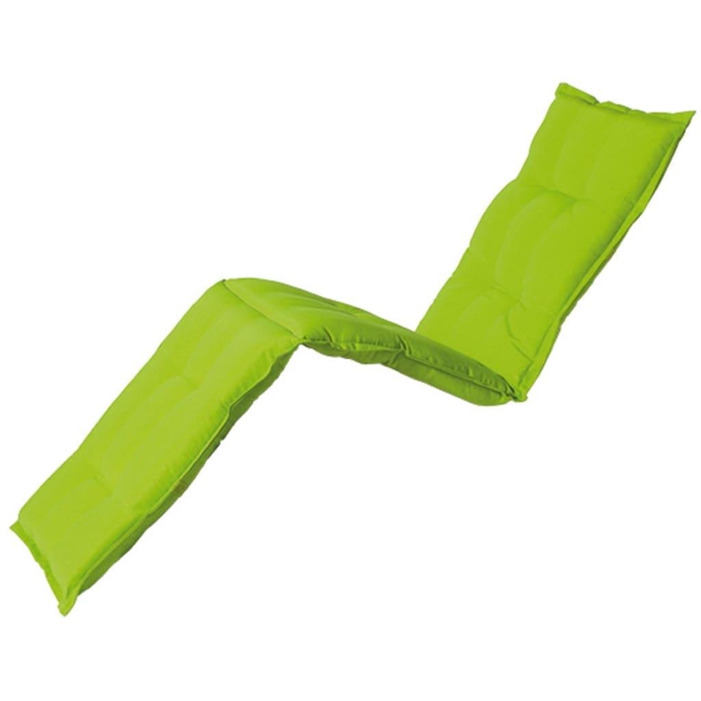 Madison Coussin de chaise longue Panama 200x65 cm Vert citron LIGSB228