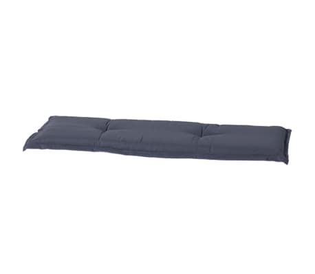 acheter madison coussin de banc d 39 ext rieur panama 120 x 48 cm gris ban6o060 pas cher. Black Bedroom Furniture Sets. Home Design Ideas