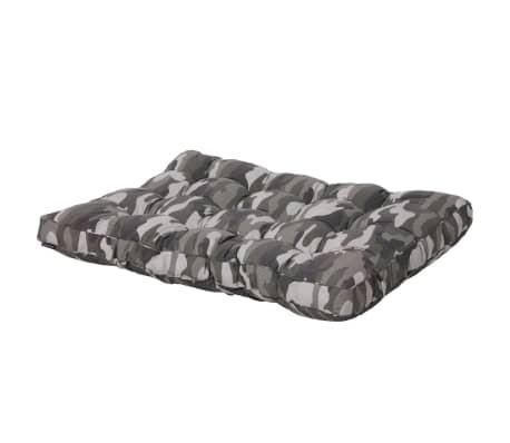 acheter madison coussin de palette 120 x 80 cm camouflage. Black Bedroom Furniture Sets. Home Design Ideas
