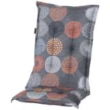 Madison Poduszka na krzesło Fantasy, 123x50 cm, pomarańczowa, PHOSB286