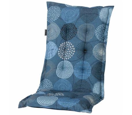 Madison Pernă scaun spătar înalt Fantasy albastru 123x50 cm PHOSB287
