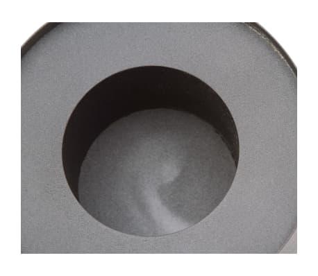 Qlima Brûleur à l'éthanol Rond 17 x 30 cm FFB 017[5/5]