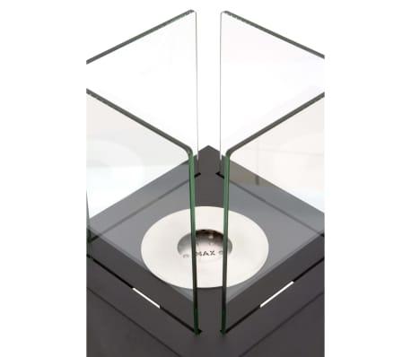 Qlima Brûleur à l'éthanol carré 22 x 22 x 30 cm FFB 022[3/3]