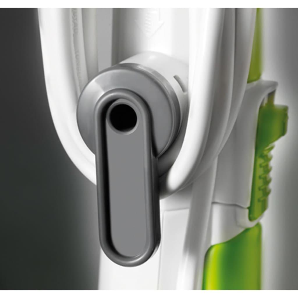 Aqua Laser Nettoyeur à vapeur Balai à vapeur électrique 1500 W 410 ml Vert 6