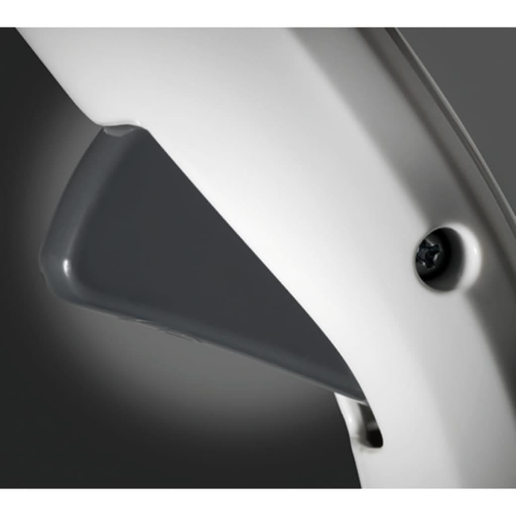Aqua Laser Nettoyeur à vapeur Balai à vapeur électrique 1500 W 410 ml Vert 8