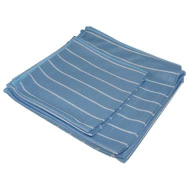 Aqua Laser Trapos para limpiar el polvo 6 unidades fibra de bambú azul[2/2]