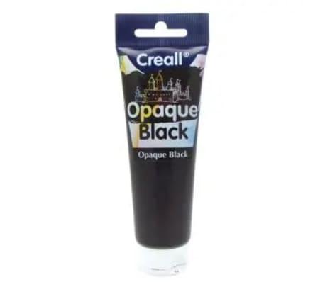DTM Peinture noire à gratter en tube - 120 ml CREALL