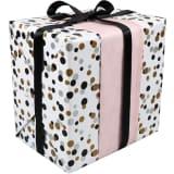 LOVLY® Cadeaupapier, 50cm, 200m, 80gr/m², Confetti, 868,