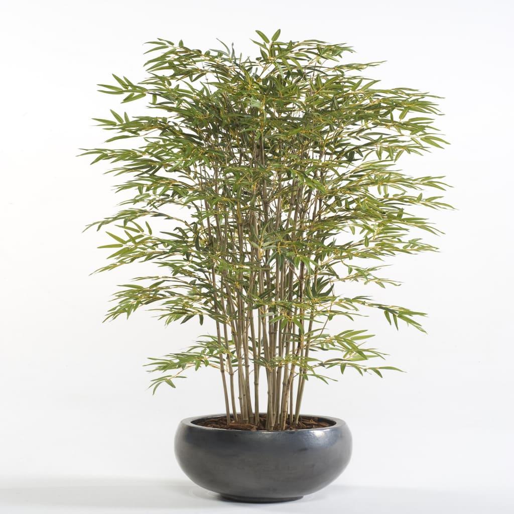 Emerald Bambus japonez artificial, 150 cm vidaxl.ro
