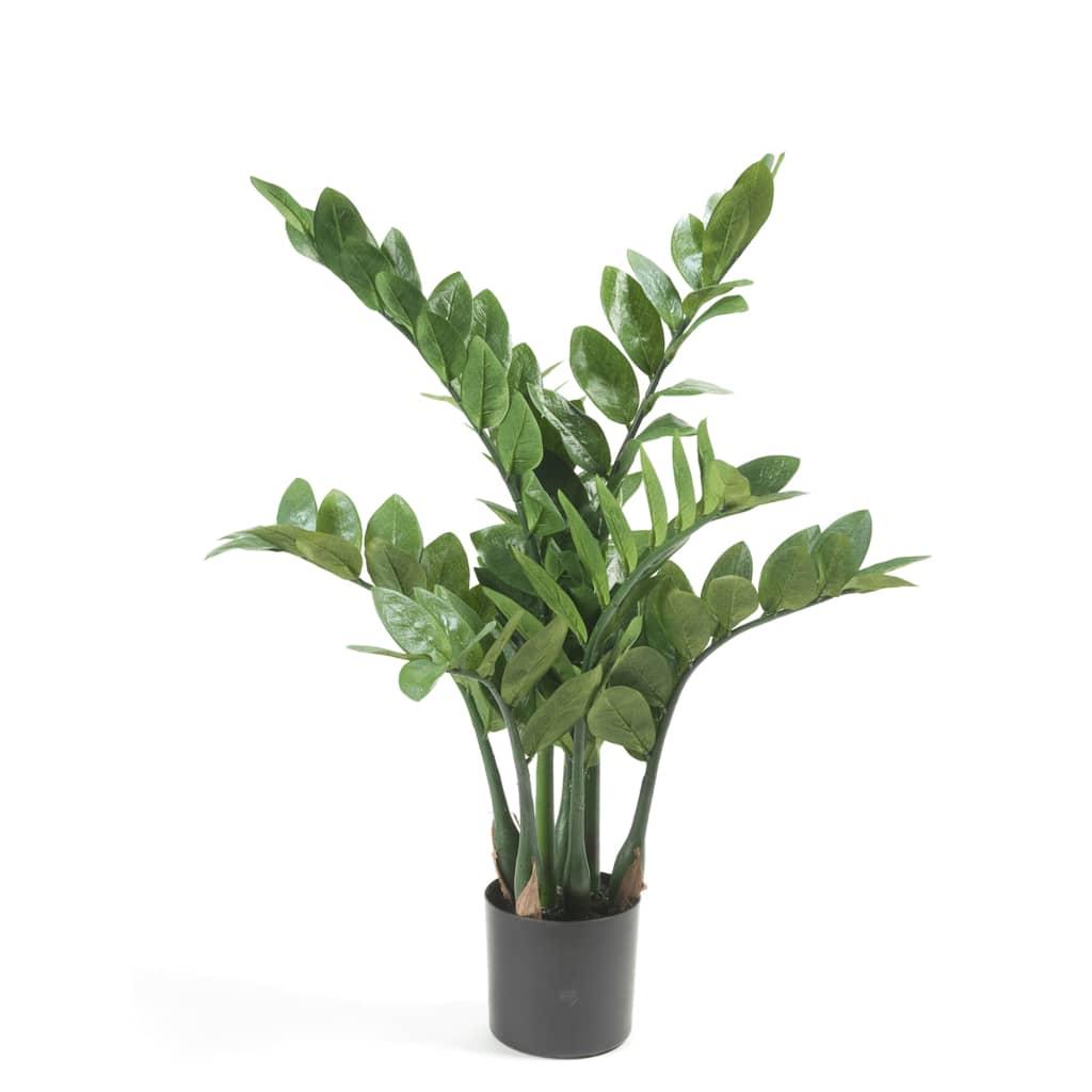 Emerald Plantă Zamioculcas artificială, 70 cm vidaxl.ro