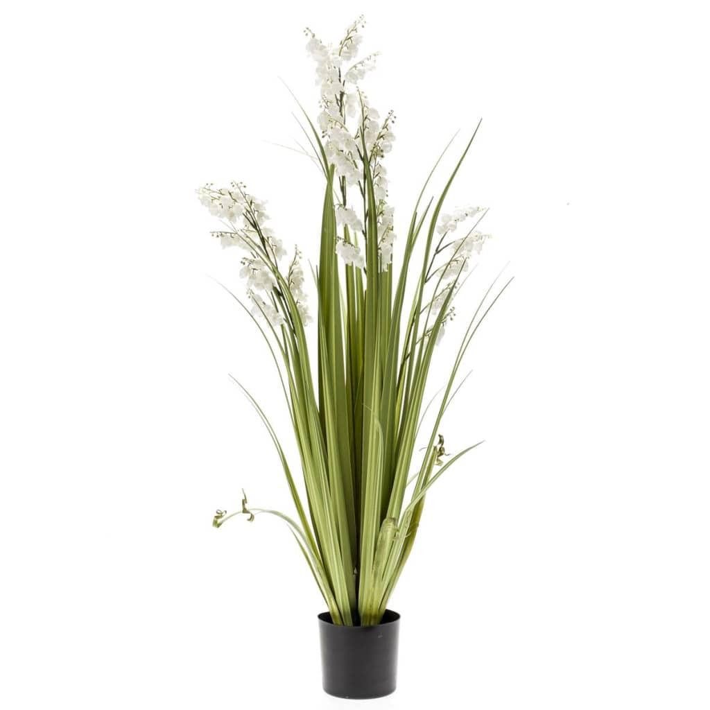 Afbeelding van Emerald Kunstplant akelei gras 100 cm 420290