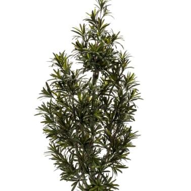 Acheter emerald plante artificielle podocarpus vert 120 cm for Plante artificielle solde