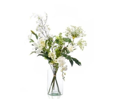Emerald Artificial Bouquet Shine XL