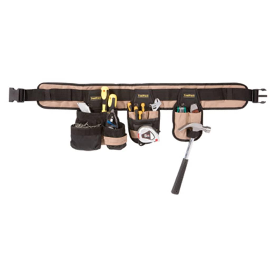 Afbeelding van Toolpack gereedschapsriem met 3 holsters Smart 360.140