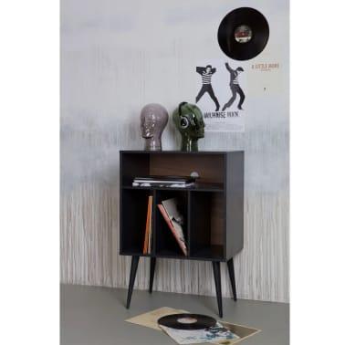 James - Petit meuble de rangement en bois - Couleur - Noir[2/6]