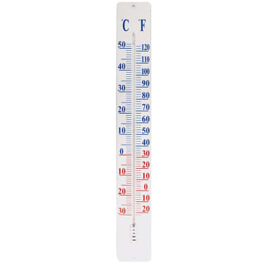 Esschert Design Termometras, Tvirtinamas prie Sienos, 90 cm, TH9[2/3]