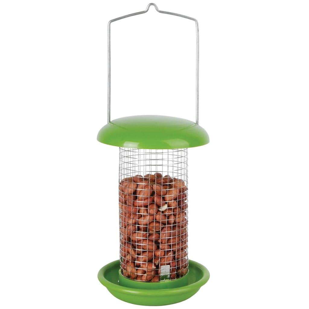Afbeelding van Esschert Design Vogelvoederhuisje 11,9 x 11,9 x 19,3 cm FB166