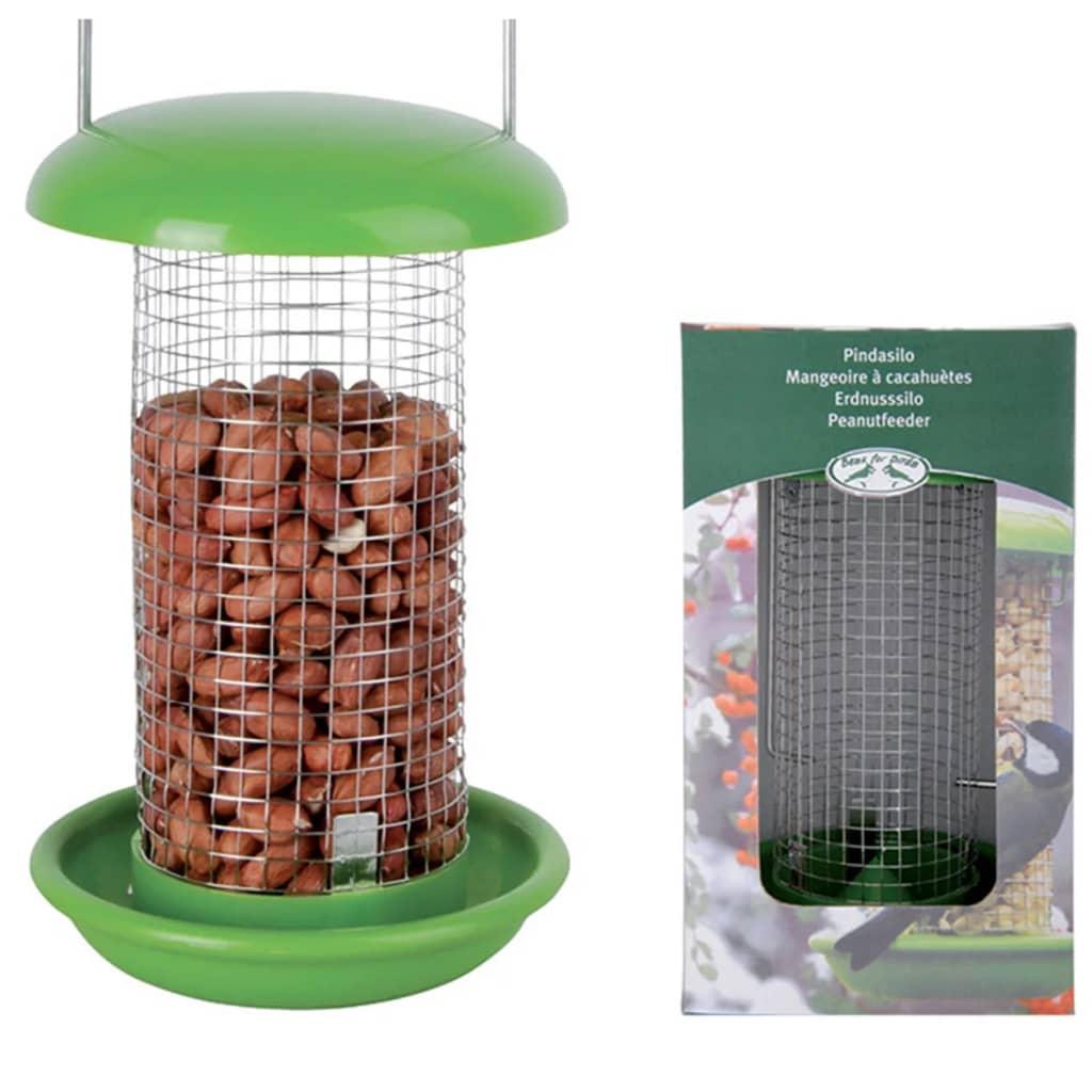 Esschert Design Vogelvoederhuisje 11,9 x 11,9 x 19,3 cm FB166