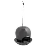 Esschert Design foderbræt til fugle 18,5x18,5x17,8 cm grå FB191G