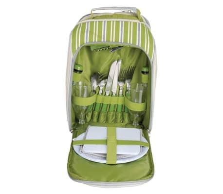 Mochila refrigeradora de picnic para dos Esschert Design EL054[3/4]