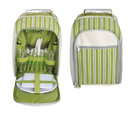 Mochila refrigeradora de picnic para dos Esschert Design EL054[4/4]