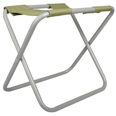 Esschert Design Sodo įrankių krepšys ir kėdutė, pilka, GT85[4/5]