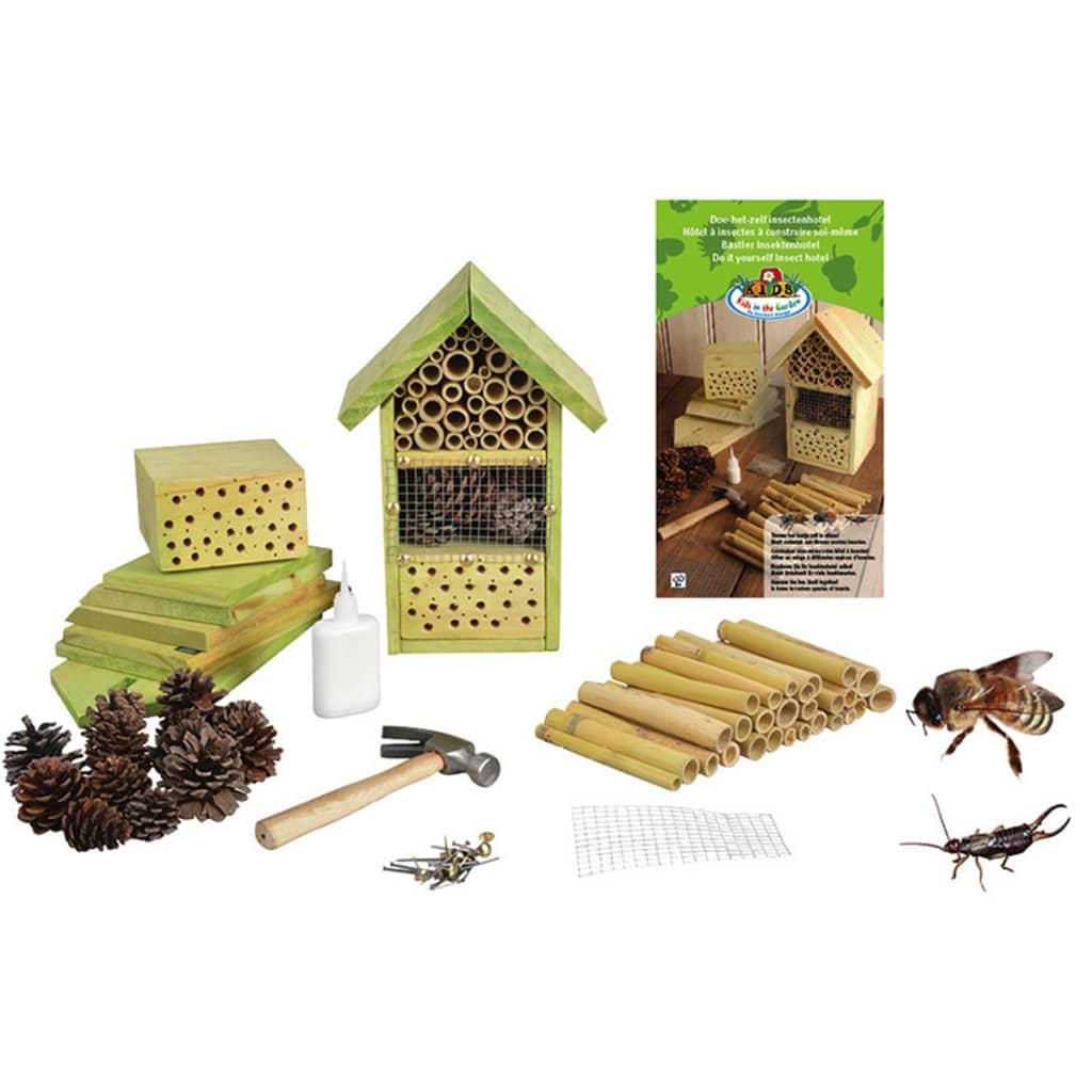 Insectenhotel zelf maken