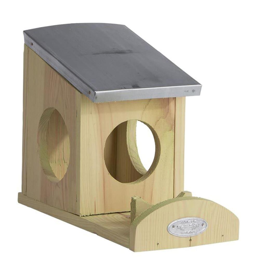 Afbeelding van Best for Birds Eekhoorn pindakaas voederhuis