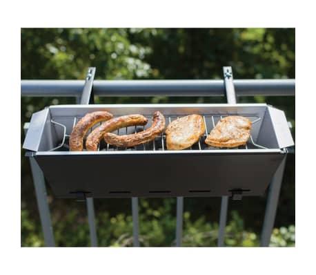 acheter esschert design barbecue de balcon noir bl096 pas cher. Black Bedroom Furniture Sets. Home Design Ideas