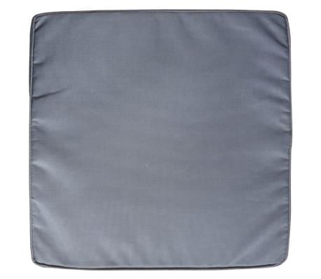 Coussin de chaise carré aimanté gris Esschert Design BL101[2/2]