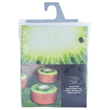 Esschert Design Pouf gonflable d'extérieur Kiwi 58 cm[2/4]