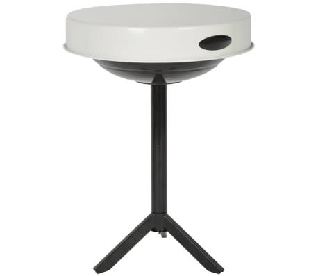 Esschert Design Grillbord karbonstål hvit FF236[1/6]