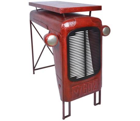 Esschert Design Table Tractor Red IH033 | vidaXL.co.uk