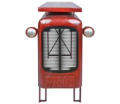 Esschert design tisch tractor rot ih033 im vidaxl for Design tisch rot