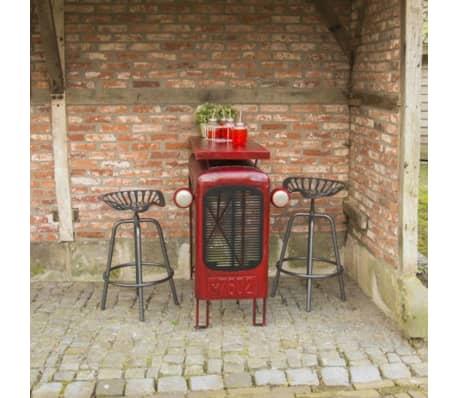 Esschert design tisch tractor rot ih033 g nstig kaufen for Design tisch rot