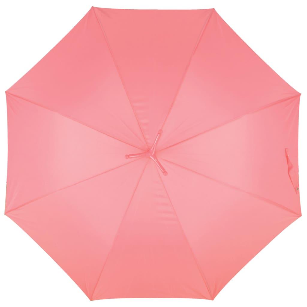 99421308 Esschert Design Regenschirm Flamingo 98 cm Pink TP194