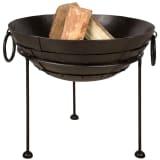 Esschert Design Reclaimed Metal Fire Bowl 55 cm FF245