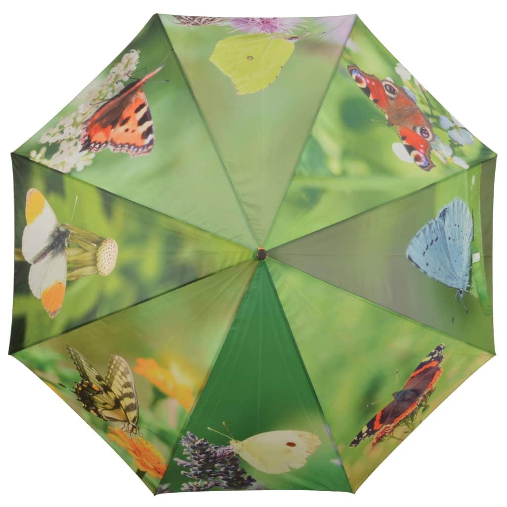 99421311 Esschert Design Regenschirm Butterflies 120 cm TP211