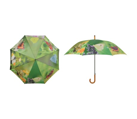 Esschert Design Regenschirm Butterflies 120 cm TP211[3/3]