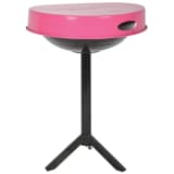 Esschert Design Grillbord karbonstål rosa FF250