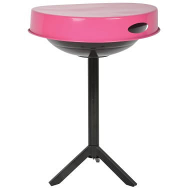 Esschert Design Grillbord karbonstål rosa FF250[1/6]