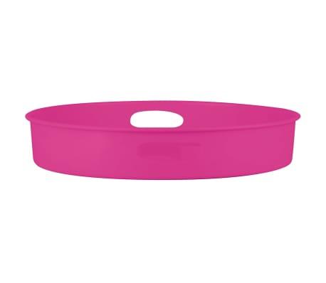 Esschert Design Grillbord karbonstål rosa FF250[3/6]