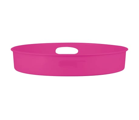 Esschert Design Grillbord karbonstål rosa FF250[6/6]
